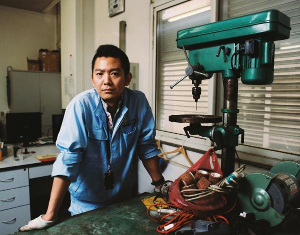吴承欢——《Kodak Cinelabs Beijing》