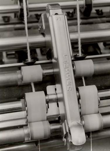 阿尔伯特·伦格-帕契,无题(机器细节),1950