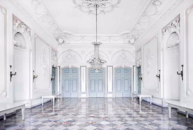 康迪达·赫弗《杜塞尔多夫本拉特宫》