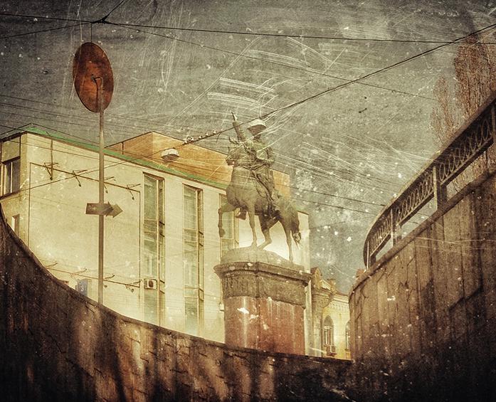 埃杜阿拉特•斯特朗纳德卡:基辅