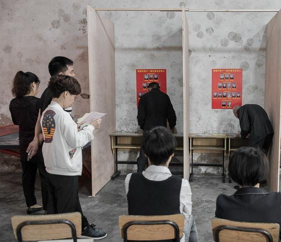 张福荣:中国最基层组织选举