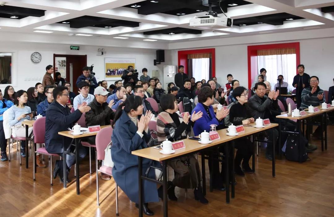 出席新闻发布会的嘉宾。摄影:徐申.jpg