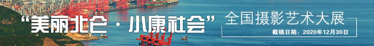 """""""美丽北仑·小康社会""""全国摄影艺术大展1200x150.jpg"""