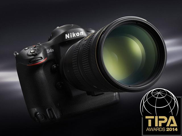 尼康四款产品获2014年度TIPA大奖